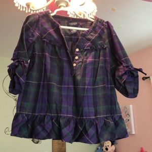 Other - Lot of two girls tops and a dress